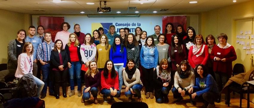 Escuela Agentes de Salud. Madrid-UNAD 2015