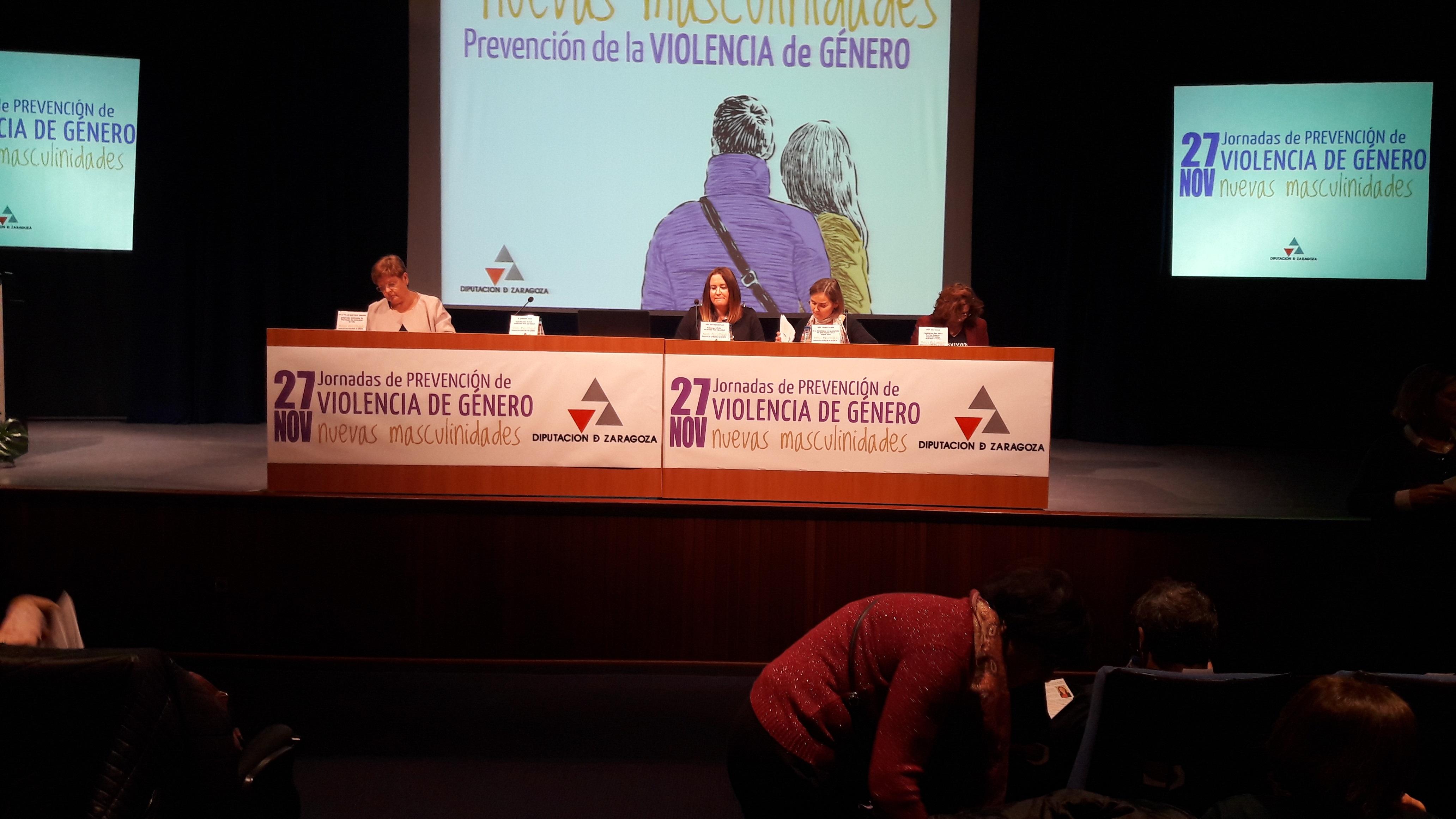Jornadas de PREVENCIÓN de VIOLENCIA DE GÉNERO